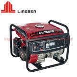 Draagbare thuisgenerator met elektrische benzine van 2400 W.