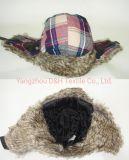 Винты с головкой под шерсть чернокожих женщин/зимние колпачок и теплый (DH-LH736)