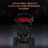 Vergasermotor-elektrisches Hochdruckwasserstrahlauto-Unterlegscheibe-Waschmaschine-Reinigungsmittel des Benzin-215cc