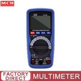 Mini-multimètre de haute précision de la gamme actuelle 10une plage de tension 0-600V AFFICHEUR LCD DT-922
