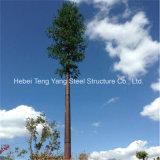 Torre Bionic suave personalizada fábrica da árvore de uma comunicação da tubulação Q235 de aço