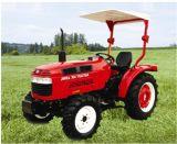 354 las cuatro ruedas del tractor con certificado