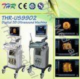Explorador del ultrasonido de Doppler del color de THR-CD003Q 3D