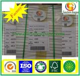 Papier en ivoire 90g de livre de la blancheur 98-100%