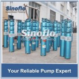 Pompe de asséchage submersible de puits profond