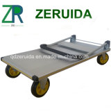 Plataforma de alumínio pesada Caminhão manual