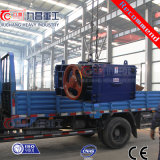 Двигатель переменного тока типа двойной ролик Teethed Дробильная установка для добычи полезных ископаемых