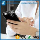 Rugdekking van de Gevallen van PC van het ElektroPlateren van de luxe de Glanzende voor iPhone 7/7plus