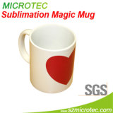 11oz Partial Color Changing Mug (MT-B007)