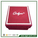 Выдвиженческая коробка вахты бумаги картона с подушкой