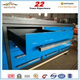 10FT 20 de Werkbank van de Opslag van het Hulpmiddel van het Metaal van de Lade met Dubbel Spoor