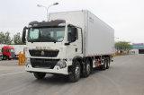 truck를 위한 HOWO 상표에 의하여 냉장되는 트럭 요리/Special Refrigerated 밴