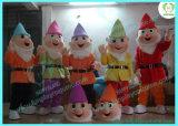 HI FR71 Nain Costume mascotte