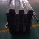 Gewölbte Plattform des Stahlfußboden-Q235/Q345
