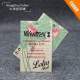 Pendentifs en papier Kraft de haute qualité