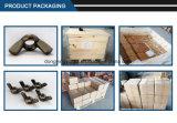 China fêz tamanho diferente o fabricante galvanizado da porca de asa