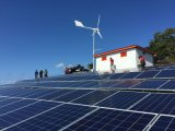 Salida de alta eficiencia de energía del viento solar fuera de la red de alimentación alimentación del sistema para la isla, comunidad...