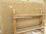 Yeyang Golden Granite Slab per Countertops, Vanity Tops