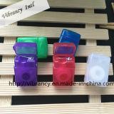 Orale Hygiene-lichtdurchlässiger rechteckiger Form-Fall-zahnmedizinische Glasschlacke