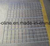 Сваренная высоким качеством гальванизированная каменная корзина Gabion провода