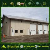 Petite construction préfabriquée économique d'entrepôt