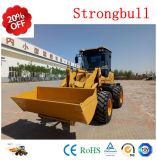 중국 공급자 작은 Zl30 1.8tons 지구 이동하는 기계 물통 로더 정가표