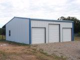 プレハブの鉄骨構造のガレージの建物(KXD-SSB1188)