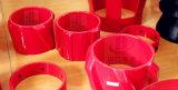 Централизатор кожуха литой стали API твердый с спиральн лезвиями
