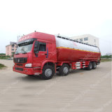 8X4 HOWO Sinotruk ciment en vrac camion citerne pour la vente, 40CBM