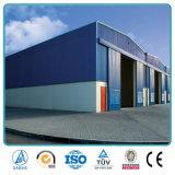 Constructions préfabriquées de structure métallique de garage de coût bas