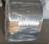 構築のための電流を通された鉄ワイヤー