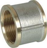 Instalación de tuberías de cobre amarillo del acoplador del socket (YD-6036)