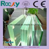 Haute qualité en verre feuilleté 6.38mm transparente