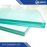 Claro de alta calidad para la construcción de vidrio laminado templado