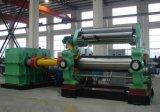 Резина проекта двойника машины Китая резиновый раскрывает стан 2 кренов смешивая