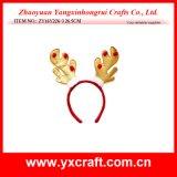 Postes de cadeau de la Chine de bandeau d'andouiller de Noël de la décoration de Noël (ZY14Y32-3-4 22CM)