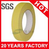 Желтый креп защитной ленты (YST-МТ-009)