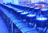 DMX 512 RGBWA 5 in 1 Wand-Unterlegscheibe-Beleuchtung LED-wasserdichter im Freien LED mit Bewertung IP68