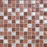 La Decoración de pared de cristal azulejos de mosaico (G823017)