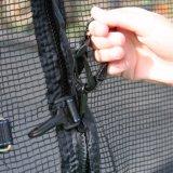 Modello di successo: rete di sicurezza di salto di rimbalzo del trampolino di 10FT