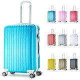 Багаж вагонетки перемещения чемодана PC ABS трудный