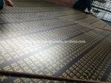 18mm/21mm peuplier fraîches/ doigt de contreplaqué de base commune pour la construction