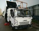 4X2 Jmc 5000 L carro de la limpieza del camino de Cbm del barrendero de calle 5