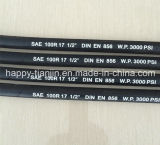 Um ou Dois Wire Braid Super mangueira hidráulica flexível R17