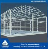 작업장을%s Prefabricated 가벼운 강철 헛간 구조