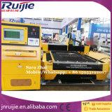 Taglio del laser dell'acciaio inossidabile della fibra di CNC 500W /1kw /2kw fatto a macchina in Cina