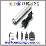 1200 mAh draagbare mobiele lader, Phone Power Bank voor iPhone, Samsung, HTC, Blackbarry