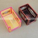 Подгонянная упаковывая коробка бумажных коробок коробок подарка коробок кладет коробки в коробку упаковки