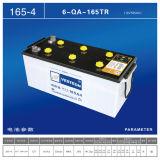 Acido al piombo con la batteria caricata asciutta DIN50 della batteria di Mf