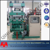 Máquina de vulcanización de vulcanización de goma del marco automático del cristal de exposición del vulcanizador de la prensa